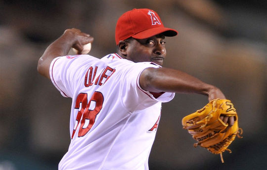 In 20 big league seasons, Darren Oliver won 118 games between starting and relieving roles. (National Baseball Hall of Fame and Museum)