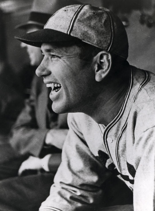 """Dizzy Dean, a member of the Hall of Fame's Class of 1953, said he """"never dreamed my plaque would be in the Hall of Fame when I was pitchin' in that Dedication Game back in 1939."""" (National Baseball Hall of Fame)"""