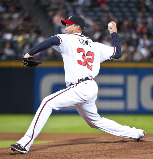 Derek Lowe won 176 games over 17 seasons in the big leagues. (National Baseball Hall of Fame and Museum)
