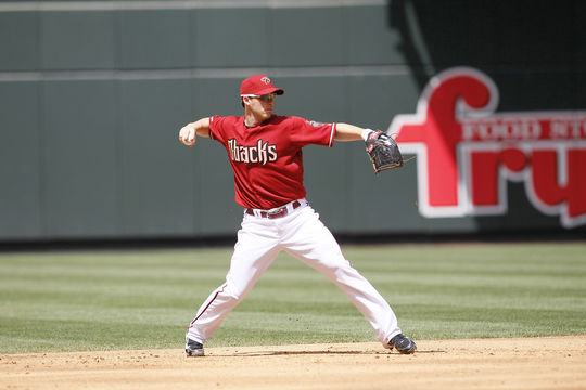 Stephen Drew, the youngest of the three Drew brothers who played in the big leagues, enjoyed a 12-year big league career with the Diamondbacks, Athletics, Red Sox, Yankees and Nationals. (Jon Willey/Arizona Diamondbacks)