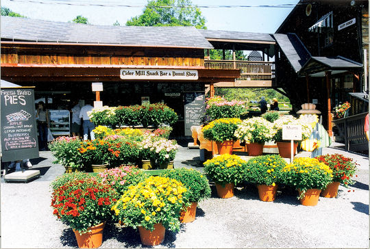 Fly Creek Cider Mill. (National Baseball Hall of Fame and Museum)