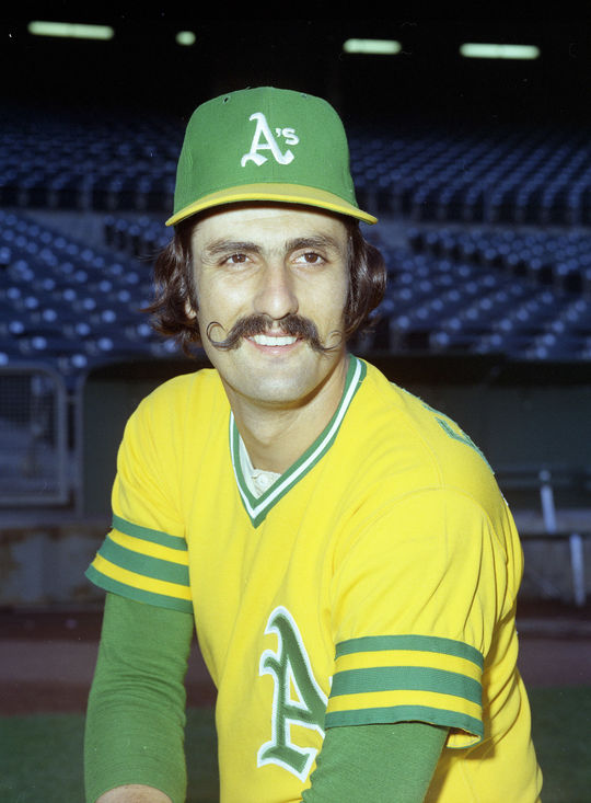 Prior to his sale to the Red Sox, Fingers had been a member of the Athletics for his entire career. He would play for the A's for nine years. (Doug McWilliams / National Baseball Hall of Fame)