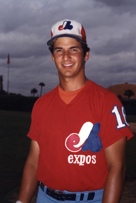 A .274 lifetime hitter over 10 seasons in the big leagues, Terry Francona went on to become a successful manager, winning World Series titles with the Red Sox in 2004 and 2007. (National Baseball Hall of Fame and Museum)