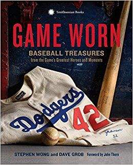 Game Worn: Baseball Treasures by Stephen Wong