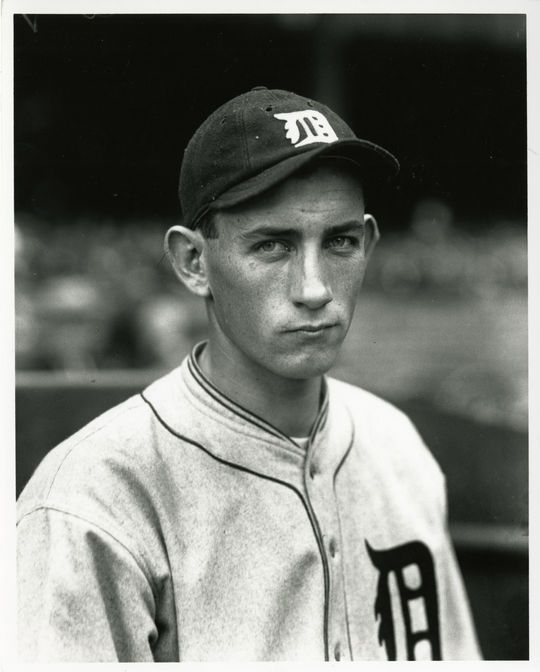 In 19 big league seasons with the Detroit Tigers, Hall of Famer Charlie Gehringer accrued 2,839 hits. (Charles M. Conlon/National Baseball Hall of Fame and Museum)