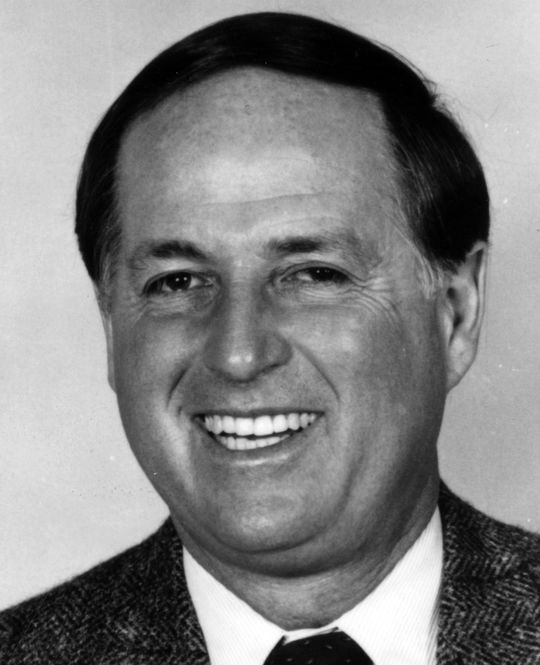 Toronto General Manager Pat Gillick, photographed in 1988. BL-3202.88