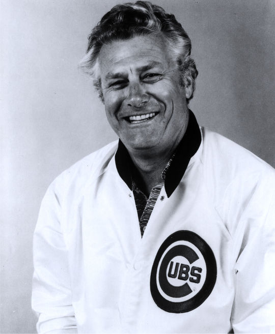 """After the 1981 season, Cubs owner William Wrigley offered the position of manager to Herman Franks. Because Franks wanted """"complete control"""" over the operations of the team, Wrigley gave the position to Dallas Green (pictured above). (National Baseball Hall of Fame and Museum)"""