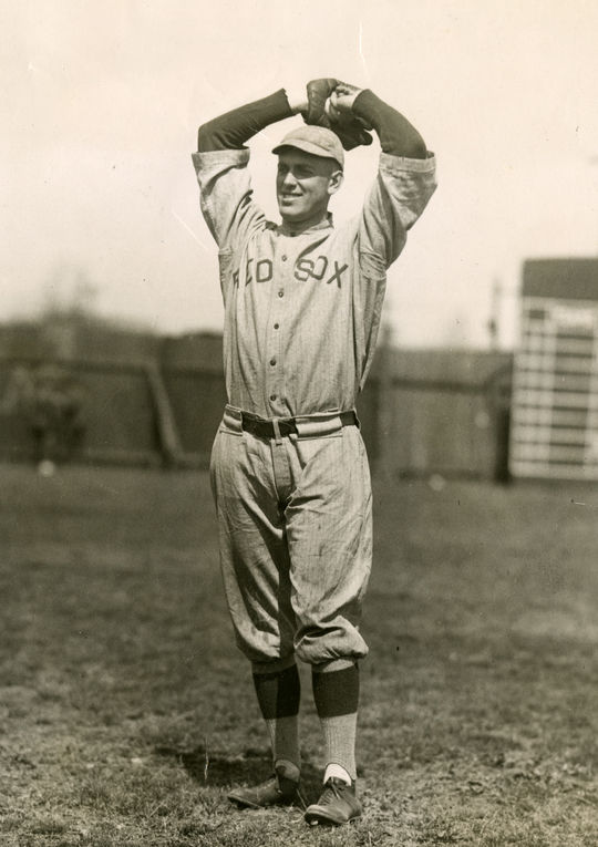 Harry Harper came to Hot Springs in 1921 having lost 35 games in the previous two seasons.  He would only pitch in 9 more games before leaving baseball to pursue his considerable business interests.  Harper_Harry_BL_5190_69_PD  (National Baseball Hall of Fame and Museum)