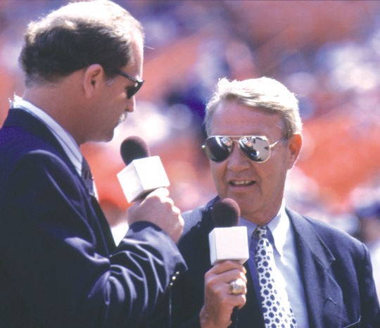 2002 Ford C. Frick Award Winner Harry Kalas (National Baseball Hall of Fame Library)