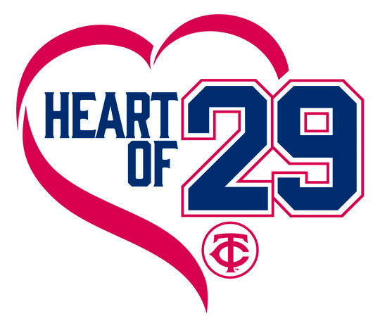 "The Minnesota Twins' ""Heart of 29"" campaign will raise funds for the American Heart Association throughout the 2016 season."