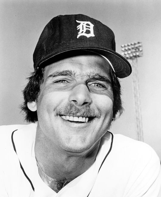 Richie Hebner drove in a career-high 82 runs in only 104 games with the Detroit Tigers in 1980. (National Baseball Hall of Fame and Museum)