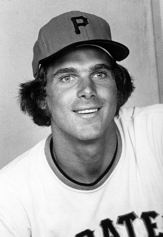 Richie Hebner debuted with the Pirates in 1968 and was the starting third baseman on Pittsburgh's 1971 World Series championship team. (National Baseball Hall of Fame and Museum)