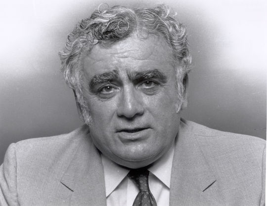 1989 J.G. Taylor Spink Award Winner Jerome Holtzman (National Baseball Hall of Fame Library)