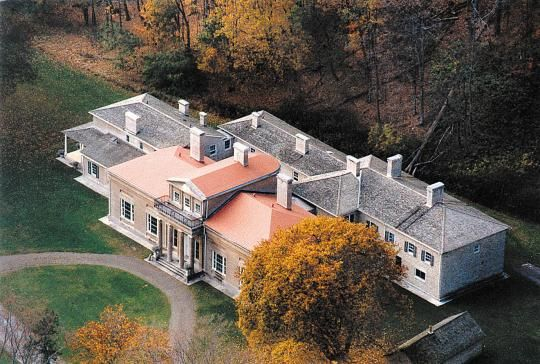 La Mansión Hyde Hall