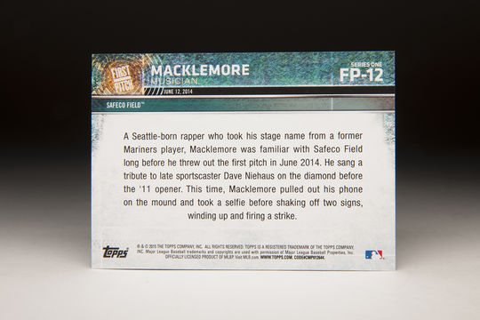 """The song """"My Oh My"""" is in memory of Dave Niehaus, a longtime Seattle broadcaster. The song follows Macklemore telling the story of baseball in his youth and of the Mariners 1995 playoff run, which clearly made a lasting impression on him as a child. (Milo Stewart Jr. / National Baseball Hall of Fame)"""