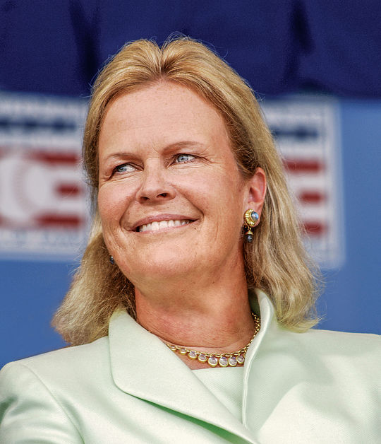 Jane Forbes Clark, Chairman of the Board