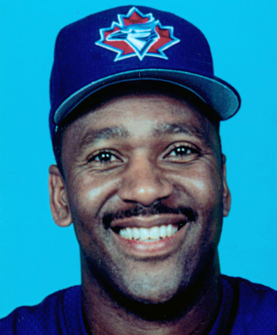 Today's Game Era candidate Joe Carter played in the big leagues for 16 seasons. (National Baseball Hall of Fame and Museum)