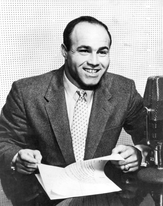 1991 Ford C. Frick Award Winner Joe Garagiola (National Baseball Hall of Fame Library)