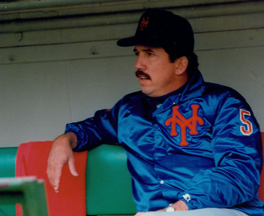 Today's Game Era candidate Davey Johnson managed in the big leagues for 17 seasons. (National Baseball Hall of Fame and Museum)