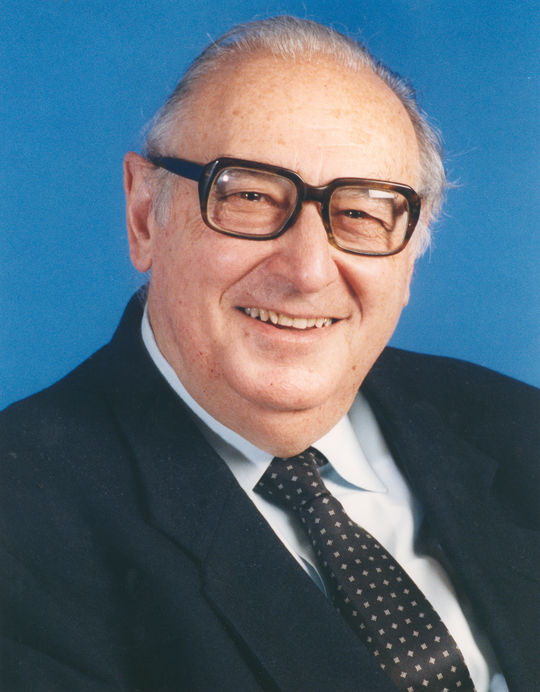 1992 J.G. Taylor Spink Award Winner Leonard Koppett (National Baseball Hall of Fame Library)