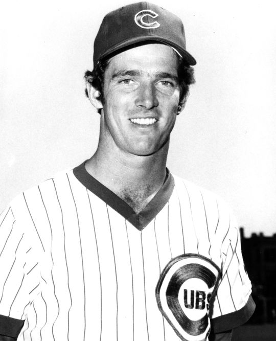 Mike Krukow of the Chicago Cubs, 1979. BL-4942-79 (National Baseball Hall of Fame Library)
