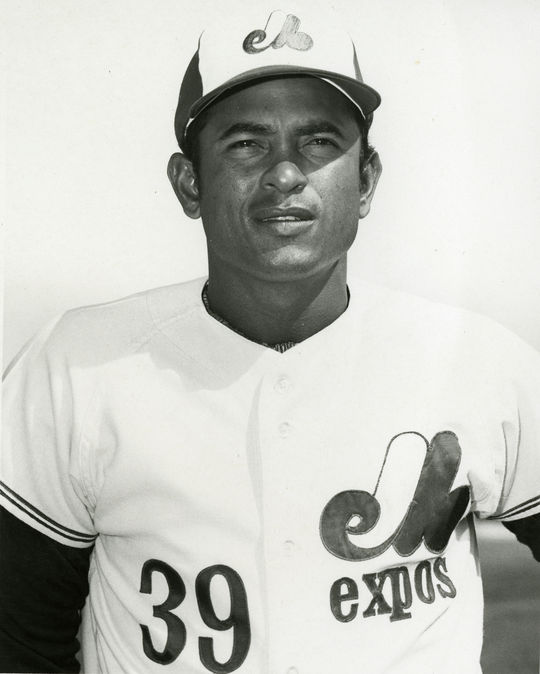 Jose Laboy's distinct nickname, Coco, came from his mother, though an initial report claimed it was because he used to enjoy eating chocolate bars. (National Baseball Hall of Fame and Museum)