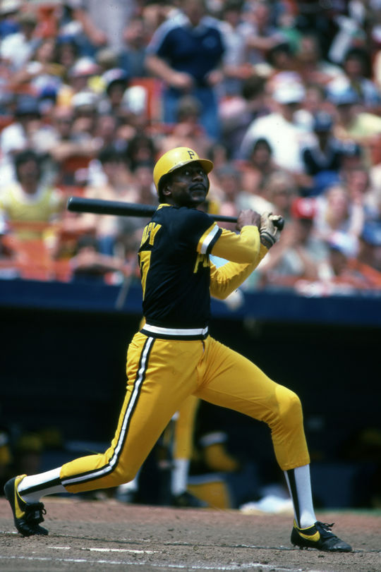 Lee Lacy was a dependable player for the Pirates, and helped them with the 1979 World Series. (Lou Sauritch/National Baseball Hall of Fame and Museum)