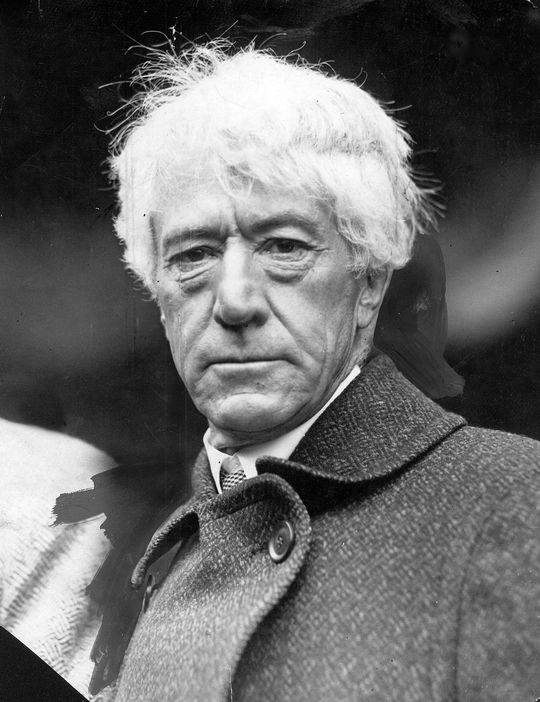 Kenesaw Mountain Landis, then-commissioner, overturned a minor league executive committee's ban on Edwin Pitts due to his time in prison, allowing him to play baseball. (National Baseball Hall of Fame)