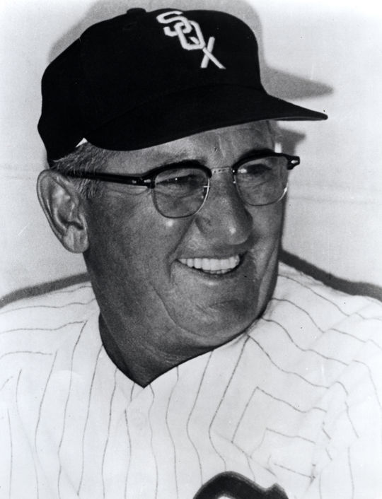 After 17 seasons and 1,410 wins, Al López retired as manager of the Chicago White Sox. (National Baseball Hall of Fame and Museum)
