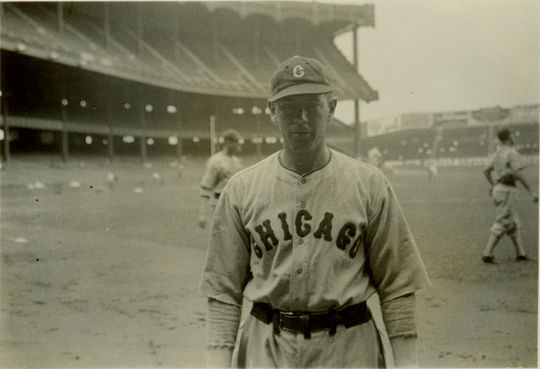 In 1930, Ted Lyons led all of baseball in complete games (29) and in innings pitched (297.2). (National Baseball Hall of Fame)
