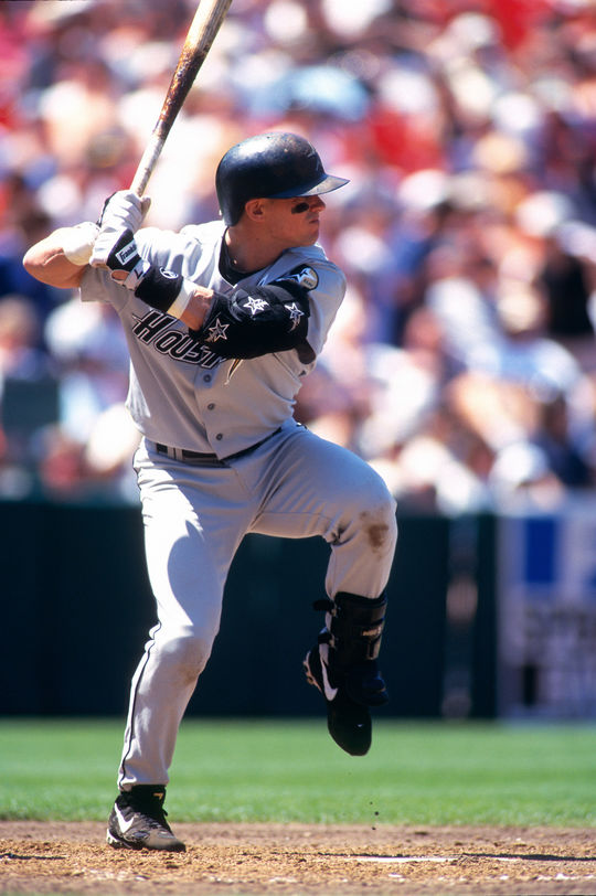 Craig Biggio is the only player in MLB history to finish his career with at least 3,000 hits, 250 home runs, 400 stolen bases and 600 doubles. (National Baseball Hall of Fame and Museum)