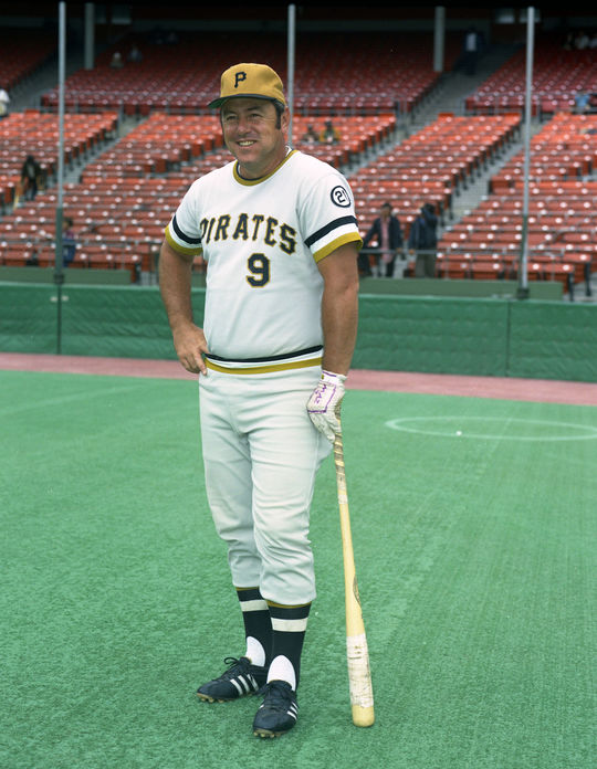 """Bill Mazeroski (pictured above) called Bob Robertson """"Grumpy"""" because he was """"always walking around with a scowl on his face."""" (Doug McWilliams/National Baseball Hall of Fame and Museum)"""