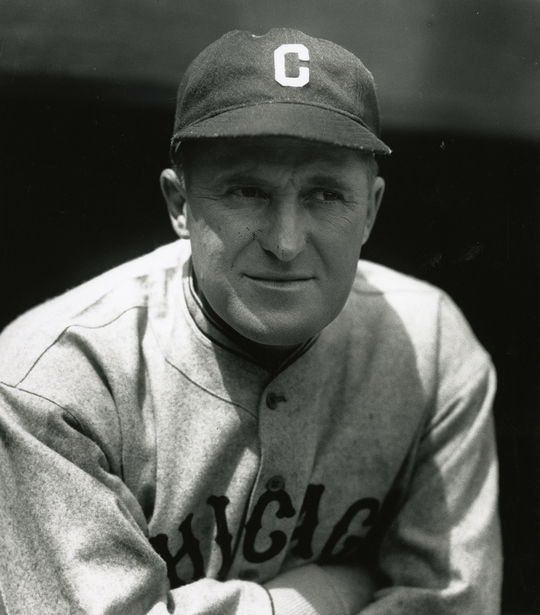 As the Cubs manager in 1929, Joe McCarthy invited George Burke to become the team's official photographer. Burke's work is now a part of the collection at the National Baseball Hall of Fame and Museum. (Charles M. Conlon/National Baseball Hall of Fame and Museum)
