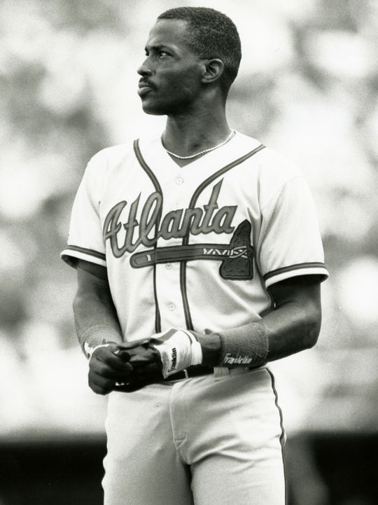 Fred McGriff hit 493 home runs over 19 big league seasons. (National Baseball Hall of Fame and Museum)