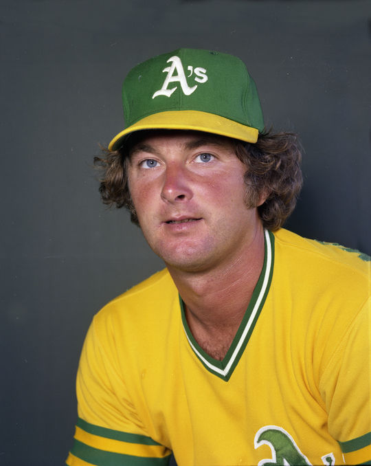 Rich McKinney played for the Oakland Athletics from 1973-1975 and again in 1977. (Doug McWilliams/National Baseball Hall of Fame and Museum)
