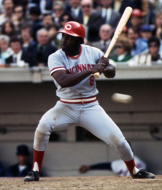 The Cincinnati Reds acquired Joe Morgan from the Astros on Nov. 19, 1971. The eight-player deal reshaped the Reds into one of the top teams in the National League for the next decade. (Richard Raphael/National Baseball Hall of Fame and Museum)