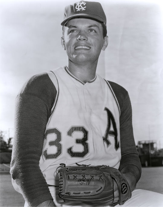 In 1972 the Phillies traded Andre Thornton to the Braves for Jim Nash, pictured above, and Gary Neibauer. (National Baseball Hall of Fame and Museum)