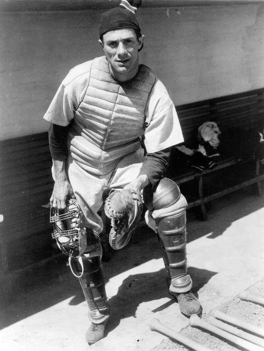 Gene Tenace played for Gus Niarhos, pictured above, a former big league catcher known for his ability to develop young catchers. (National Baseball Hall of Fame and Museum)