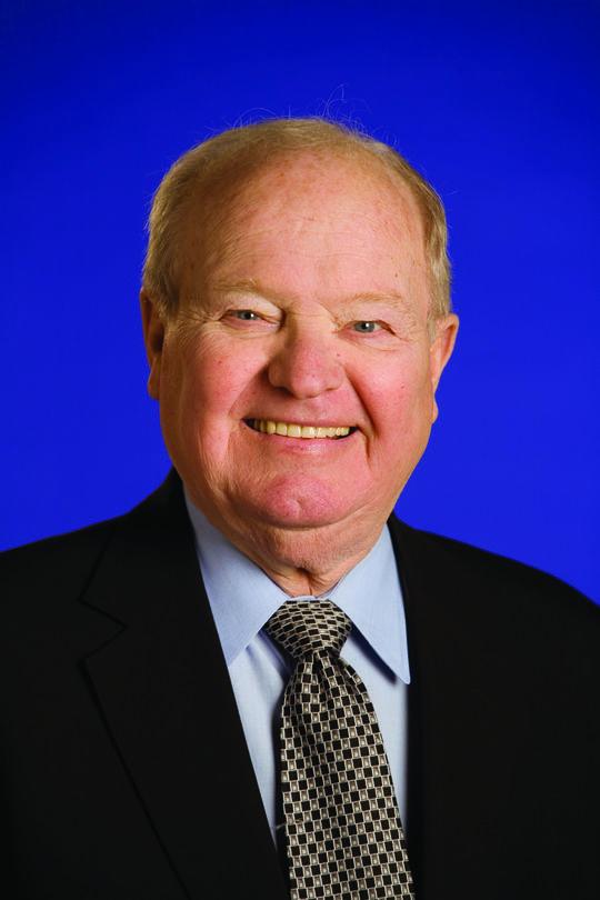 2008 Ford C. Frick Award Winner Dave Niehaus (National Baseball Hall of Fame Library)