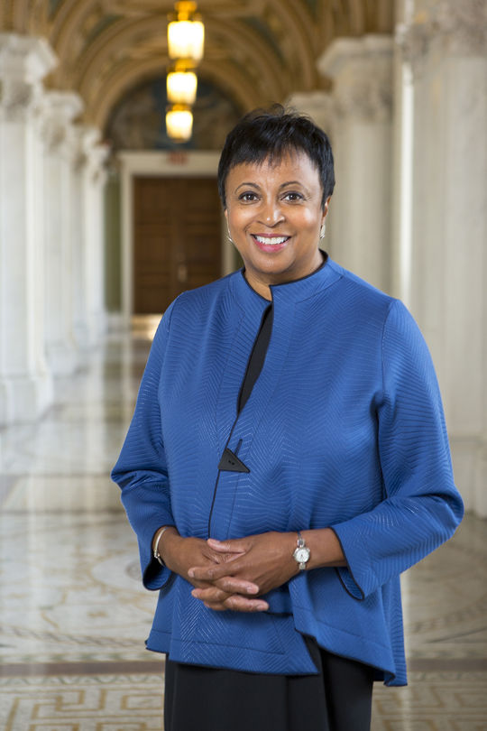 Librarian of Congress Dr. Carla Hayden will be the keynote speaker for the 2018 Cooperstown Symposium on Baseball and American Culture. (Photo courtesy of Shawn Miller)