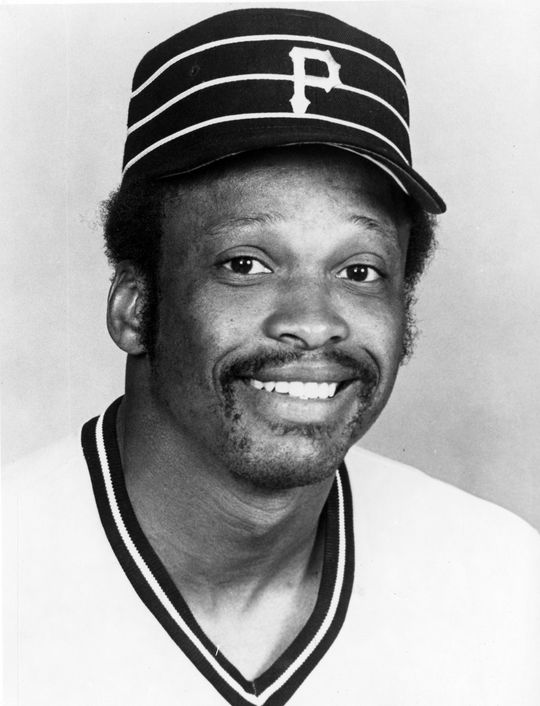 Bob Robertson split time at first base with Al Oliver (pictured above) to start the 1970 season. (National Baseball Hall of Fame and Museum)