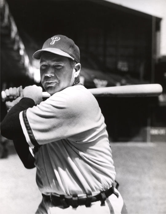 Don Padgett was a member of a powerful 1939 Cardinals lineup that also featured future Hall of Famers Joe Medwick, Johnny Mize and Enos Slaughter. (National Baseball Hall of Fame and Museum)