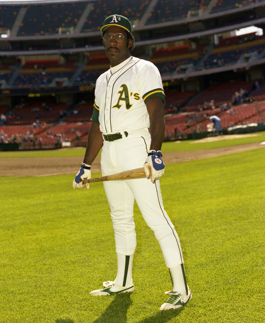 Mitchell Page played in eight big league seasons with the Athletics and Pirates and later became a successful hitting coach. (Doug McWilliams/National Baseball Hall of Fame and Museum)