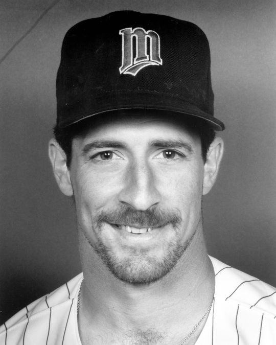 Following a two-year stint with the San Diego Padres, Mike Pagliarulo played for the Twins from 1991-1993. (National Baseball Hall of Fame and Museum)