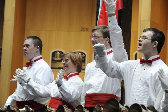 Pathfinder Village Bell Choir (Milo Stewart Jr./Baseball Hall of Fame)