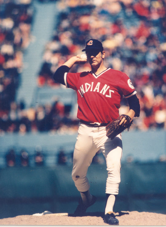 Gaylord Perry won his first Cy Young Award in 1972 following his debut season with the Cleveland Indians, shortly after a 10-year stint with the San Francisco Giants. (National Baseball Hall of Fame)