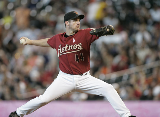 Roy Oswalt won 163 games in 13 big league seasons and finished in the Top 5 of the NL Cy Young Award voting five times. (National Baseball Hall of Fame and Museum)
