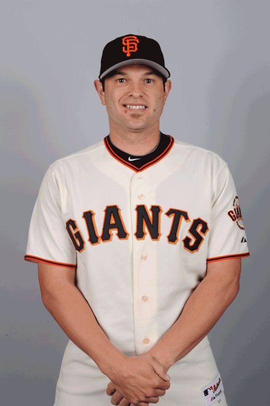 Freddy Sanchez of the San Francisco Giants. (National Baseball Hall of Fame)