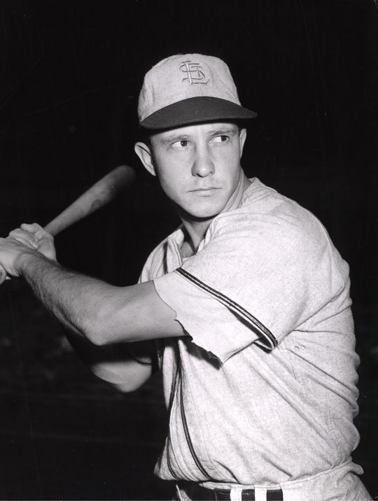 Roy Sievers joined the Browns organization in 1944 and debuted in the big leagues in 1949. (National Baseball Hall of Fame and Museum)