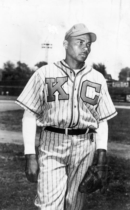 Though he spent much of his career in the shadow of Satchel Paige, Hilton Smith was known as one of the best pitchers in Negro Leagues history. (National Baseball Hall of Fame and Museum)